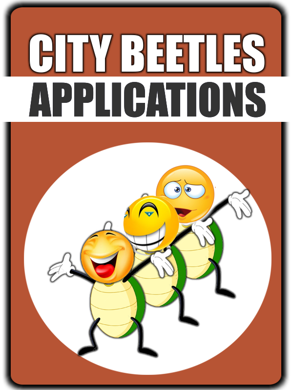 CityBeetles Apps